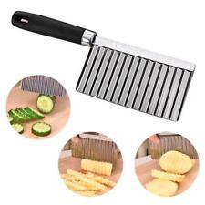 Wellenschneider Gemüseschneider Kartoffelschneider Kartoffelchip Pommesfrit R6R5