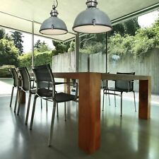 Imposing Hanging Light Bikkel Industrial Design in Grey