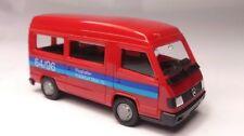Plastic MB Diecast Bus