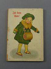 """Bilderbuch  """"Ich kann schon""""  Rud. Steinkamp  Otto  Flechtner Zeppelin um 1900"""