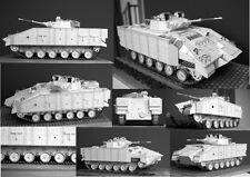 Modelik 03/11 -  Transporter MCV-80 Warrior 1:25 mit Lasercutteilen