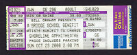 2000 Red Hot Chilli Peppers Dave Matthews Tom Petty concert ticket Bridge School