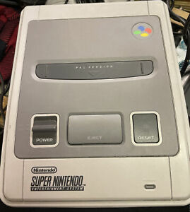 Super Nintendo SNES Console Bundle inc Scope 6 Game And Scope! SEE DETAILS!