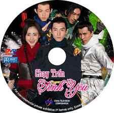 CHAY TRON TINH YEU  -  Phim Trung Quoc USLT