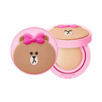 [MISSHA] Glow Tension Pact  (Line Friends Edition) - 15g (SPF50+ PA+++)
