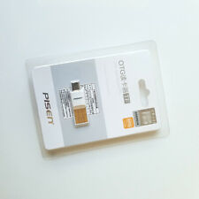 PISEN Micro USB OTG to USB 2.0 Micro SD TF Card Reader For Android