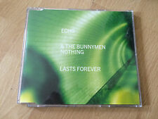 ECHO & The Bunnymen - Nothing Lasts Forever - CD Single