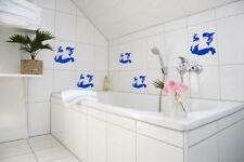 Deko-Fliesenaufkleber fürs Badezimmer