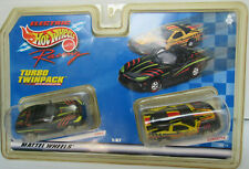 Tyco Hot Wheels Mattel Turbo Twin Pack VIPER & CORVETTE # 96774 circa 2000