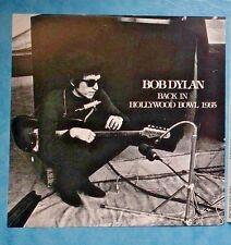 Bob Dylan – Back In Hollywood Bowl 1965 rare japan 98 import cd  Bell Bottom 