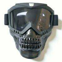 Kinight Motorcycle Goggles Helmet Mask Riding Motocross Skulls Sandproof Glasses