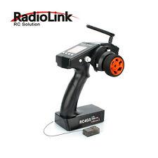 RadioLink RC4G 2.4G 4CH Radio Transmitter R4FG-G Receiver Gyro Function F RC Car