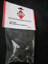 APM #332N Bb (B-flat) Clarinet Ligature