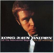 Long John Baldry - Let the Heartaches Begin [New CD] UK - Import
