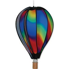 Premier Kites Hot Air Balloon 22 in. - Wavy PD25772 Spinner 100% UV resistant