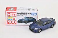 Takara Tomy TOMICA #100 Toyota CAMRY SPORTS Scale 1/64 Diecast Toy Car Japan