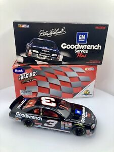 1999 Monte Carlo DALE EARNHARDT #3 GM Goodwrench Service Plus Limited 7500 1:24