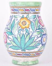 Charlotte Rhead Crown Ducal Caliph Pattern Vase