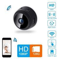 Mini-Spion-Kamera drahtlose Wifi IP Security HD 1080P DVR Nachtsicht-Fern