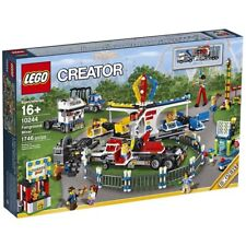LEGO Creator Expert 10244 Fairground Mixer New In Sealed Box With Free Gifts