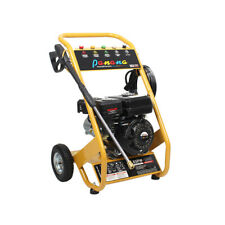 3000psi 240bar-Pressure Washer Jet wash Petrol Power Washer Engine with Gun Hose