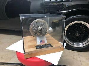 Buick Grand National GNX Garrett Turbine OEM in Display Collectible Museum