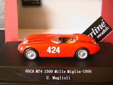 OSCA MT4 1500 #424 MILLE MIGLIA 1956 MAGLIOLI STARLINE 540346 1/43 ROSSO RED ROT