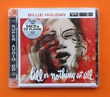 Billie Holiday , All Or Nothing At All ( CD_SACD_Analogue Productions )