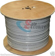 1000 ft RG59 Siamese Cable Video & Power for CCTV white Color