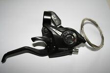 Circuito de bicicleta-palanca de freno Shimano St-EF 51-9r derecha 9 veces negro nuevo