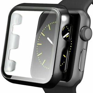 iWatch Screen Hard case Protector for Apple Watch 6 5 4 3 2 SE 38/40/42/44mm UK