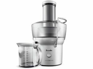 Breville the Juice Fountain Compact 700W Stainless Steel Juicer BRAND NEW!