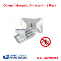Mosquito Attractant Octenol (1 PACK) Insect for Magnet Traps Device (OE)