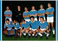 Cartolina Squadra AC Napoli Calcio Anni 1960