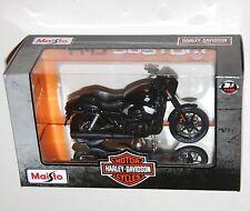 Maisto - Harley Davidson 2015 Street 750 - Model Scale 1:18