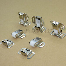 Lot of 5 Roller Catch Heavy-Duty Surface Mount Cabinet Door Latch-Home RV Camper