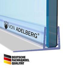 Duschdichtung Gerade PVC Ersatzdichtung Wasserabweiser Duschprofil VA004-15