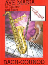 Ave Maria Johann Sebastian Bach and Charles Gounod Arr: Reid Trumpet & Piano