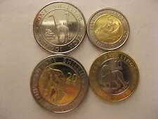 KENYA Кения Kenia 2018 set 4 coins UNC #B3