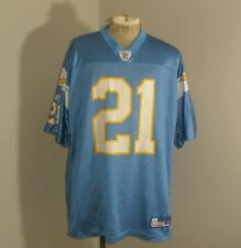 Men's REEBOK San Diego CHARGERS LaDainian TOMLINSON #21 NFL Football Jersey XL