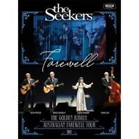 THE SEEKERS Farewell The Golden Jubilee Australian Farewell Tour 2013 DVD NEW