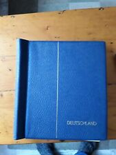 Magnificent Lighthouse Empty Stamp Album 1948/89 Excellent condition