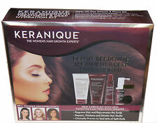 Keranique Hair Regrowth System -Shampoo/Condition/2% Minoxidil Solution + More