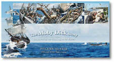 Pitcairn Islands 2020, Moby Dick Story, inspired by the sinking of the ESSEX FDC