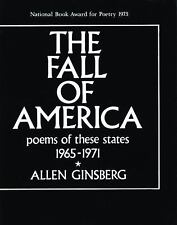 The Fall of America: Poems of These States 1965-1971 City Lights Pocket Poets S