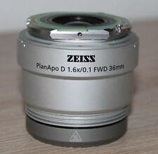 Zeiss MICROSCOPIO Microscope Smart Zoom 5 obiettivo planapo D 1,6x/0,1 (N. 435260)