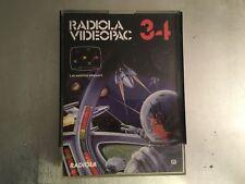 Philips Videopac  Nr. 34: Satteliten-Angriff, Ovp