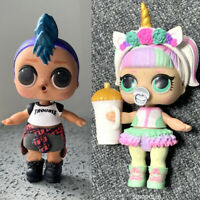 LOL Surprise Doll Unicorn & Punk Boi Boy super Rare Confetti Pop Giocattoli