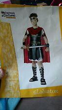 Gladiator Child Halloween Costume Size 10-12 Large