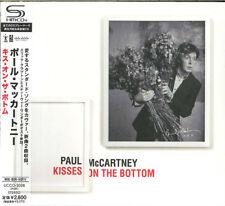 PAUL MCCARTNEY-KISSES ON THE BOTTOM-JAPAN SHM-CD F50